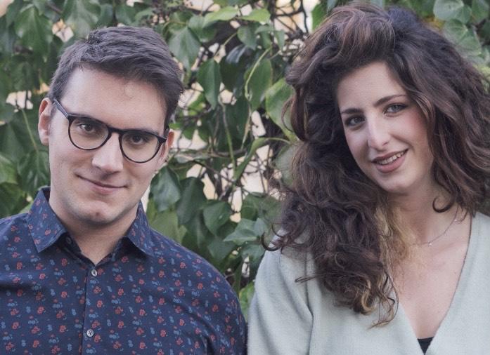 Francesca Tozzi e Giulio Fabroni